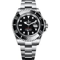 Rolex Sea-Dweller 126600 2018 gebraucht