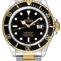 Rolex Submariner Date 16613 Neuve Acier 40mm Remontage automatique France, Paris