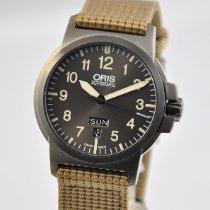 Oris BC3 Steel 42mm Grey Arabic numerals United States of America, Ohio, Mason