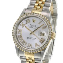 Rolex Datejust Very good Gold/Steel 36mm Automatic