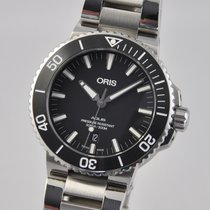 Oris pre-owned Automatic 43.5mm Black Sapphire crystal 30 ATM