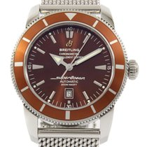 Breitling 46mm Automatic A17320/A172Q42OCA pre-owned
