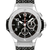 Hublot Big Bang 44 mm Steel 44mm Black Arabic numerals United States of America, New York, Forest Hills