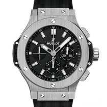 Hublot Big Bang 44 mm Steel 44mm Black No numerals United States of America, New York, Forest Hills