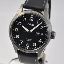 Oris Big Crown ProPilot Day Date Steel 45mm Black