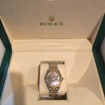 Rolex Datejust Gold/Steel 31mm Mother of pearl No numerals United States of America, Nevada, las vegas