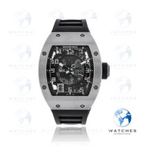 Richard Mille RM 010 White gold 38mm Transparent
