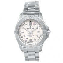 Breitling Steel 41mm Automatic A17313 new