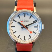 Mondaine Steel 41mm Quartz A512.30358.16SBC pre-owned United States of America, Connecticut, Stamford