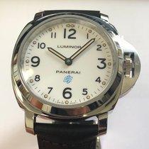 Panerai Luminor Base Logo nuevo 2020 Cuerda manual Reloj con documentos originales PAM 00630