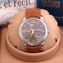 F.P.Journe Platinum Automatic Brown 40mm pre-owned Octa