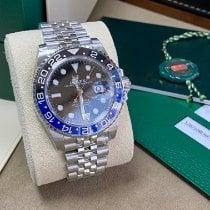 Rolex GMT-Master II 126710BLNR Новые Сталь 40mm Автоподзавод