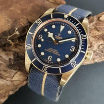 Tudor Black Bay Bronze Bronz 43mm Kék