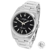 Rolex Oyster Perpetual 39 Steel 39mm Black United Kingdom, London
