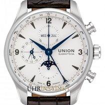 Union Glashütte Belisar Chronograph new 2020 Automatic Chronograph Watch with original box and original papers D009.425.16.017.10