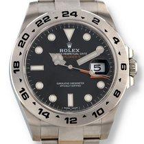 Rolex Explorer II 216570 2020 occasion