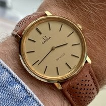 Omega De Ville Gold/Steel 32mm Gold United Kingdom, Norwich