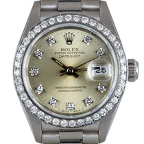 Rolex Lady-Datejust Platinum 26mm Silver United Kingdom, London