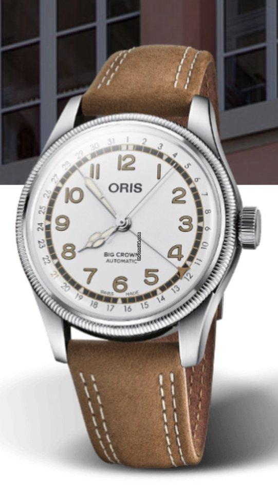 Oris Big Crown Pointer Date 01 754 7741 4081-Set 2020 new