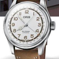 Oris Steel 40mm Automatic 01 754 7741 4081-Set new