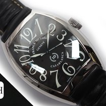 Franck Muller Casablanca 8880 C DT Very good Steel 39mm Automatic