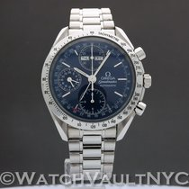 Omega 3521.80 Steel 1995 Speedmaster Day Date 39mm pre-owned United States of America, New York, White Plains