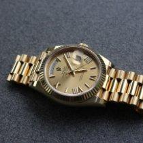 Rolex Day-Date 40 Geelgoud 40mm Goud