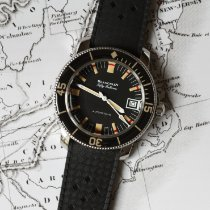 Blancpain Fifty Fathoms Acier Noir France, Paris