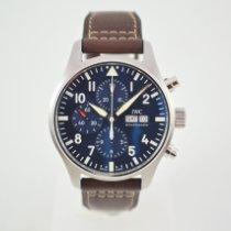 IWC Pilot Chronograph nieuw 2020 Automatisch Chronograaf Horloge met originele doos en originele papieren IW377714