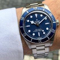 Tudor Black Bay Fifty-Eight Ocel 39mm Modrá Bez čísel