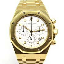 Audemars Piguet Royal Oak Chronograph Oro amarillo 39mm Negro España, Marbella