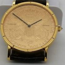 Corum Coin Watch Gelbgold 36mm Gold (massiv) Keine Ziffern Deutschland, Berlin