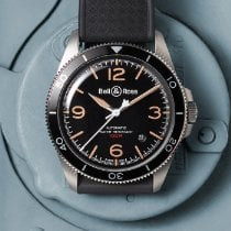 Bell & Ross BR V2 Acier 41mm Noir Arabes France, PARIS
