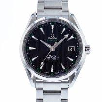 Omega 231.10.42.21.01.001 Acier 2010 Seamaster Aqua Terra 41.5mm occasion