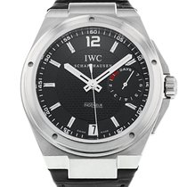 IWC Big Ingenieur Acero 45,5mm Negro Arábigos