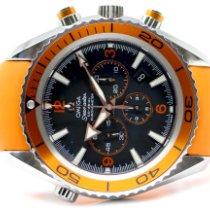 Omega Seamaster Planet Ocean Chronograph Acero Negro España, Madrid