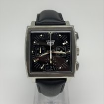 Heuer Steel 38mm Automatic CS 2111 pre-owned