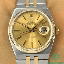 Rolex Datejust Oysterquartz 17013 1976 pre-owned