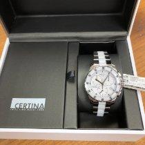 Certina new Chronograph Steel Sapphire crystal