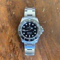 Rolex Sea-Dweller 4000 Steel 40mm Black No numerals United States of America, California, Los Angeles