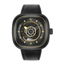 Sevenfriday Steel 47.6mm Automatic P2-2 new