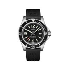 Breitling Superocean 44 Steel 44mm Black United States of America, New York, New York