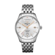 Breitling Steel 40mm Automatic A45340211 new United States of America, New York, New York