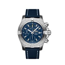 Breitling Avenger Steel 45mm Blue No numerals United States of America, New York, New York