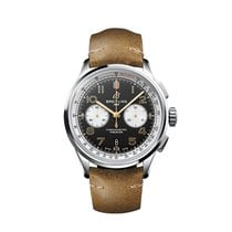 Breitling Steel 42mm Automatic AB0118A21 new United States of America, New York, New York