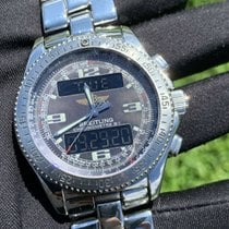 Breitling B-1 Steel Grey Arabic numerals United States of America, Florida, Boca Raton