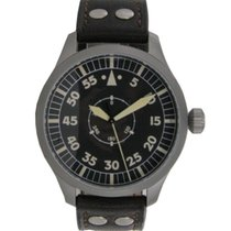 Aristo Navigator Steel 47mm Black