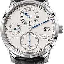 Glashütte Original Senator Chronometer Regulator 1-58-04-04-04-04 Ongedragen Witgoud 42mm