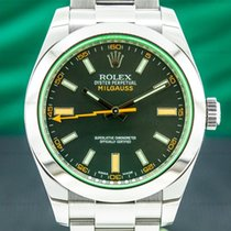 Rolex Milgauss Steel 40mm Black United States of America, Massachusetts, Boston