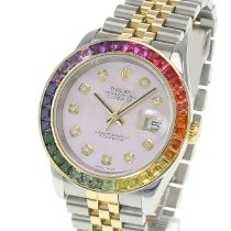Rolex Datejust Gold/Steel 36mm Pink United States of America, California, Sherman Oaks